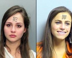 【美人】アメリカの女性犯罪者がものすっごい美人ぞろいな件w