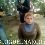 【閲覧注意】メキシコの麻薬カルテルが新しいビデオを公開。今度は「女性」ですか