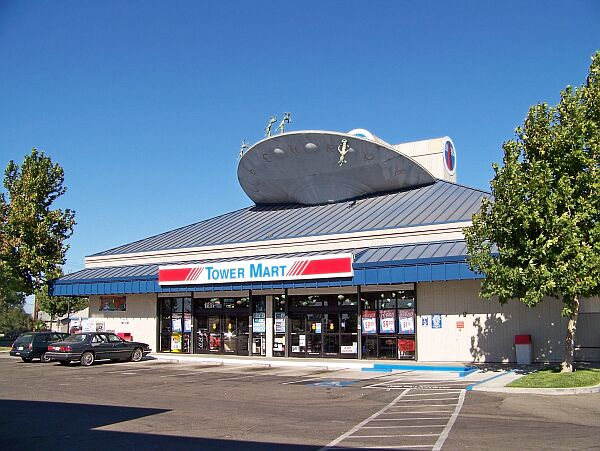 The Randomness of Life Alien invasion in Lathrop, CA! - lathrop ca