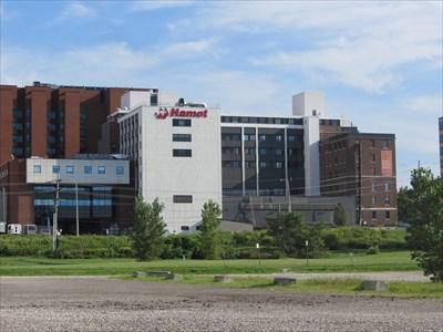 UPMC Hamot - Erie, PA - Hospitals on Waymarking