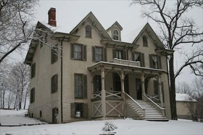 Centre Furnace Mansion House Us National Register Of