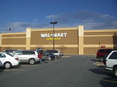 Wal-Mart - Mocksville, NC - WAL*MART Stores on Waymarking