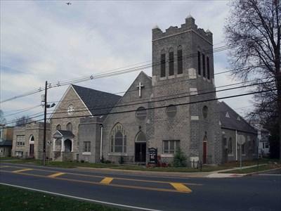 Holy Trinity Lutheran Church - Audubon, NJ - Lutheran Churches on