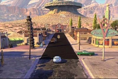 Sleeper Car Wallpaper Tucumcari Mountain Quot Cars Quot Tucumcari Nm Movie