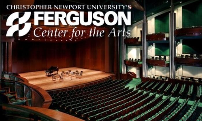 ferguson center seating chart - Denmarimpulsar