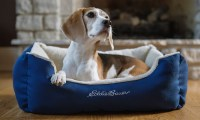 Eddie Bauer Ripstop Bolster Dog Bed | Groupon