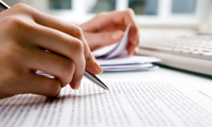 College Admission Essay Tutoring - Ghost Editorial Groupon