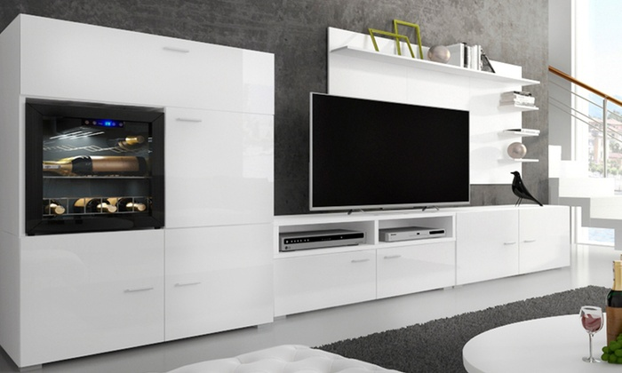 Mobile Soggiorno Olympo Baccus Tv System | Groupon