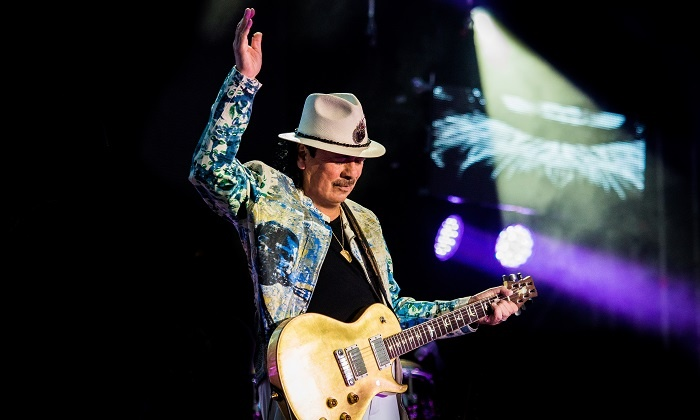 Santana Supernatural Now Tour - Santana Groupon