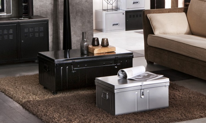 Steel Storage Safe Box Groupon