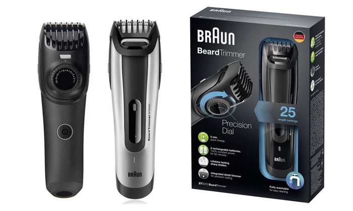 Baard Trimmer Braun Bt5090 Beard Trimmer | Groupon Goods