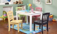 Youth Table and Chairs (5-Pc.) | Groupon Goods