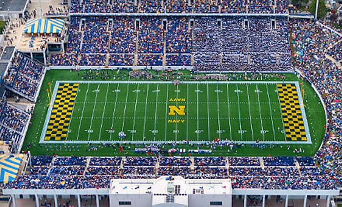 Navy Football vs Memphis in - Annapolis, MD Groupon