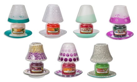 Up To 67 Off Yankee Candle Shade With Jar Groupon
