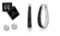 Up To 80% Off on Swarovski Crystal Hoop Earrings ...
