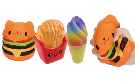 Fast Food Jumbo Squishies Groupon Goods
