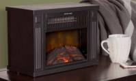Mini Electric Fireplace Heater | Groupon Goods