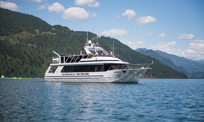 Shoreline Tours in - Harrison Hot Springs, BC, CA Groupon