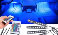 Auto-Innenraum Ambient LED Beleuchtung | Groupon Goods
