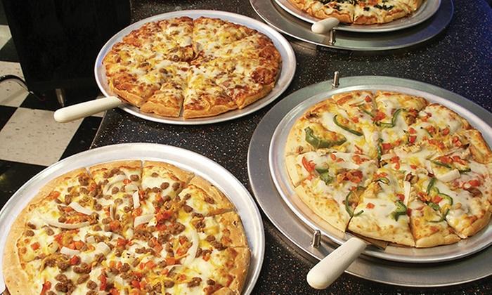 Memphis Incredible Pizza Company - From $6499 - Cordova, TN Groupon