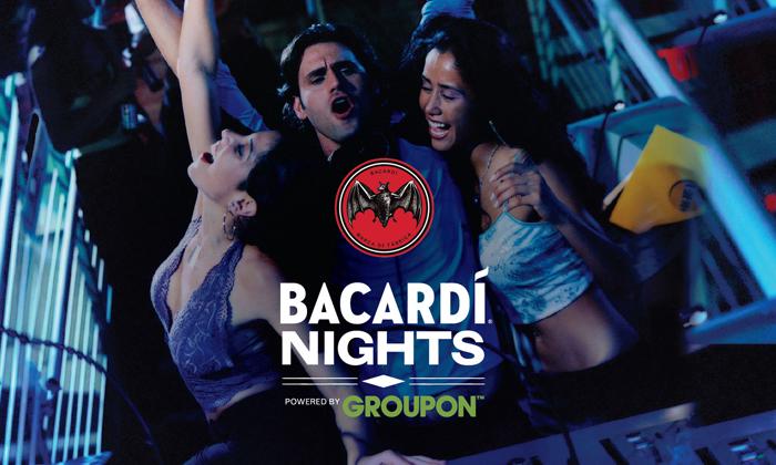 Bacardi Nights Feat Dj Aqeel Live Unlimited Drinks At