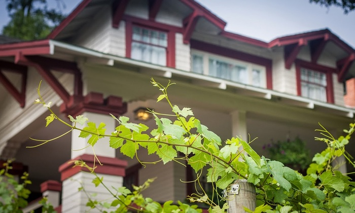 The Craftsman Inn In Calistoga, Ca | Groupon Getaways