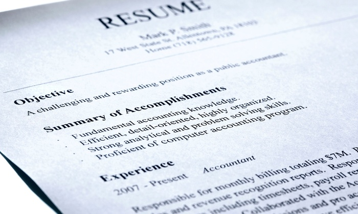 Career-Coaching Packages - Dragon Resume Groupon