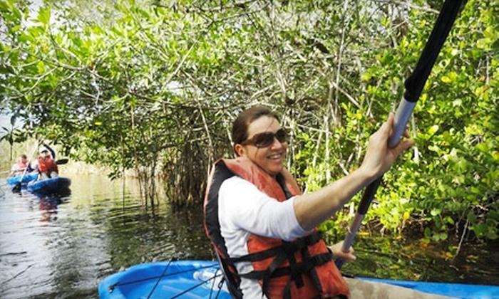 51 Off Canoe or Kayak Tour in Florida City - Everglades