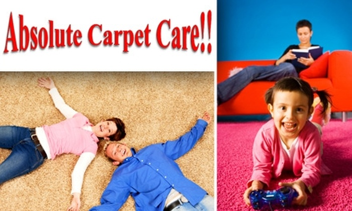 53 Off Green Carpet Cleaning Absolute Carpet Care Groupon