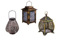 Hanging Solar Lanterns | Groupon Goods