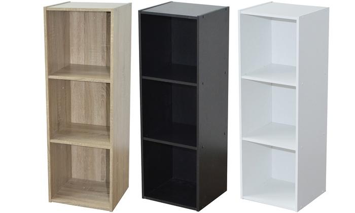 Multi Compartment Bookcase Groupon