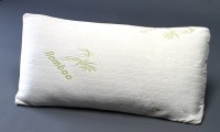 Memory-Foam Pillows with Bamboo Covers | Groupon