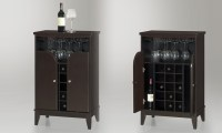 Easton Dry Bar and Wine Cabinet | Groupon Goods