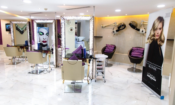 Cut Wash And Blow Dry Pishon Beauty Salon Groupon