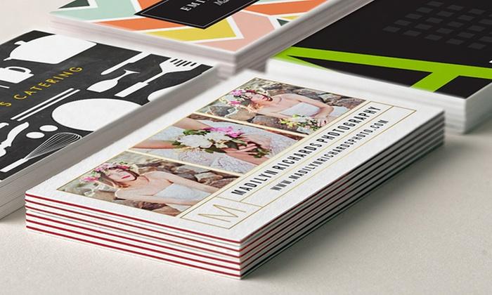 Custom Business Cards - Zazzle Groupon