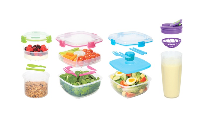Sistema Lunch Box Containers Groupon Goods