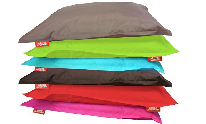 Poufs big bag waterproof | Groupon Shopping