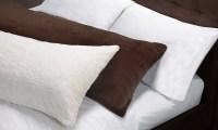 Faux Fur Body Pillow Case | Groupon Goods
