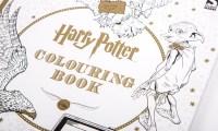Libro da colorare Harry Potter | Groupon Goods