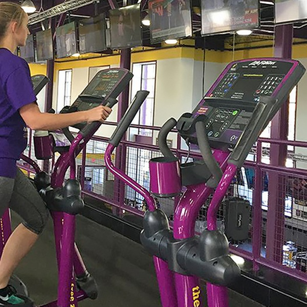 Black Card Gym Membership - Planet Fitness Groupon