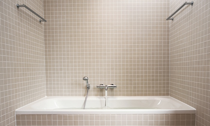 Tub Caulking And Grout Cleaning - Tilebaths | Groupon