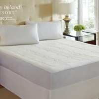 Kathy Ireland RESORT Memory Foam Mattress Pads from $39.99 Shipped