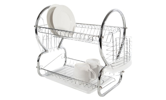 Cook In Colour Dish Drainer Groupon Goods
