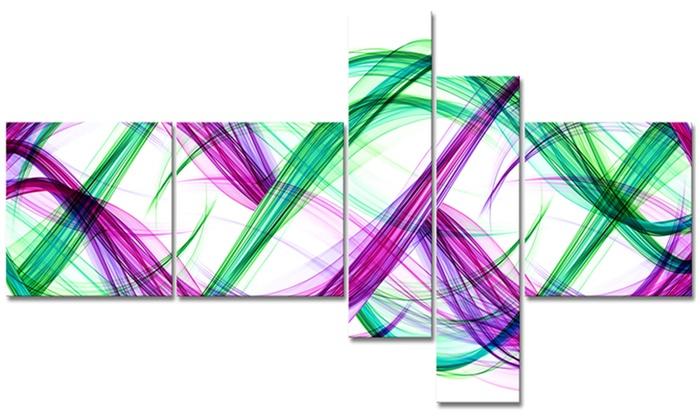 Green and Purple Tango