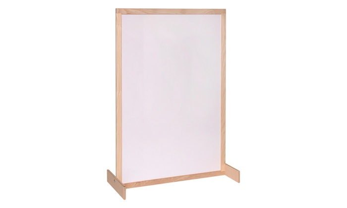 Steffywood Home School Classroom Whiteboard Room Divider Groupon