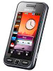 Samsung S5230 StarGSM 850 / 900 / 1800 / 1900104 x 53 x 11.9 mmCamera 3.15 MP, 2048x1536 pixels, video (QVGA@15fps)Also known as Samsung Tocco Lite, Samsung Player One, and Samsung S5233
