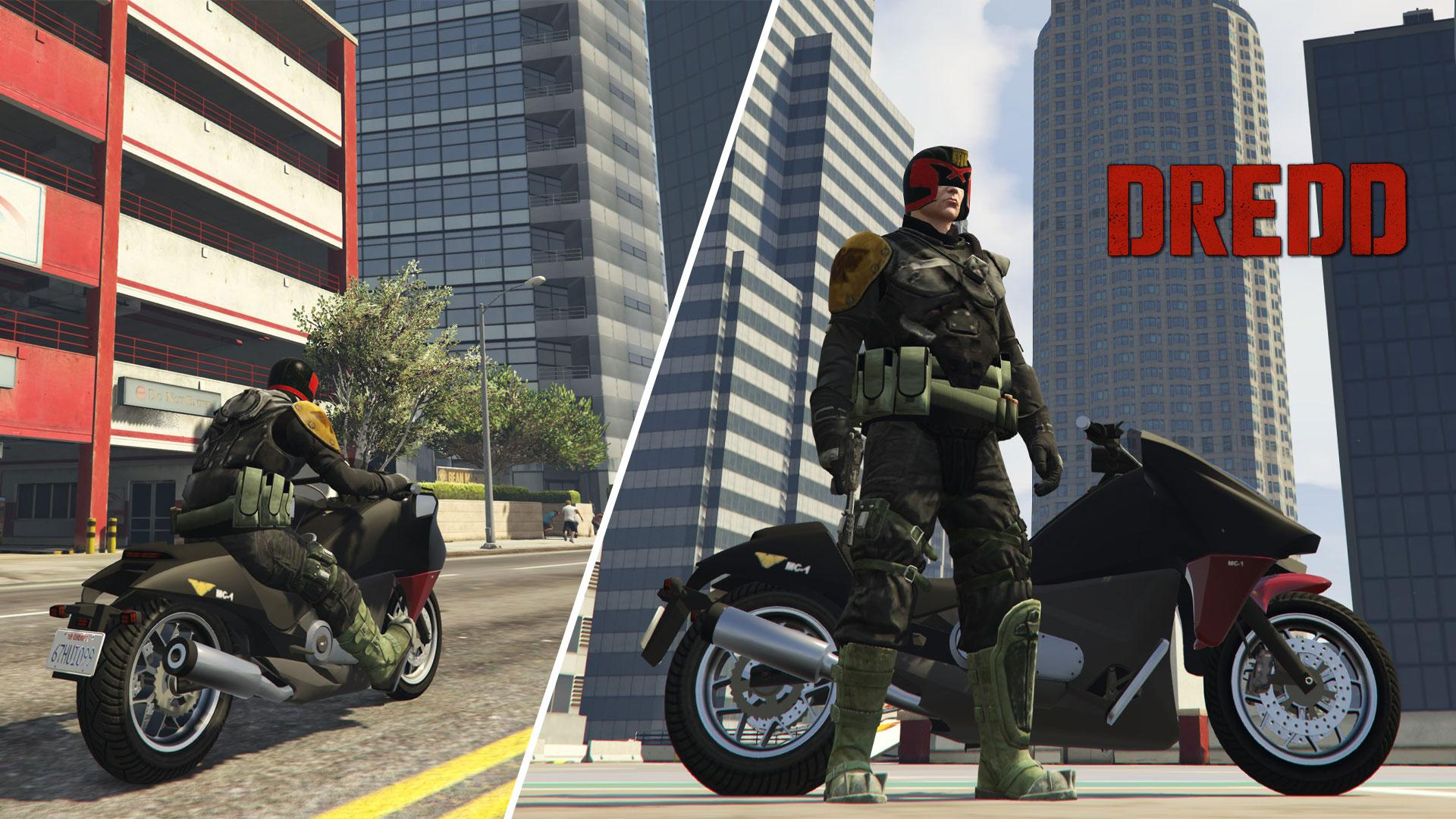 Gta 5 Cheats Ps4 Nederlands Judge Dredd (lspdfr) - Gta5-mods.com