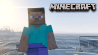 Minecraft Steve [Add-On Ped] - GTA5-Mods.com