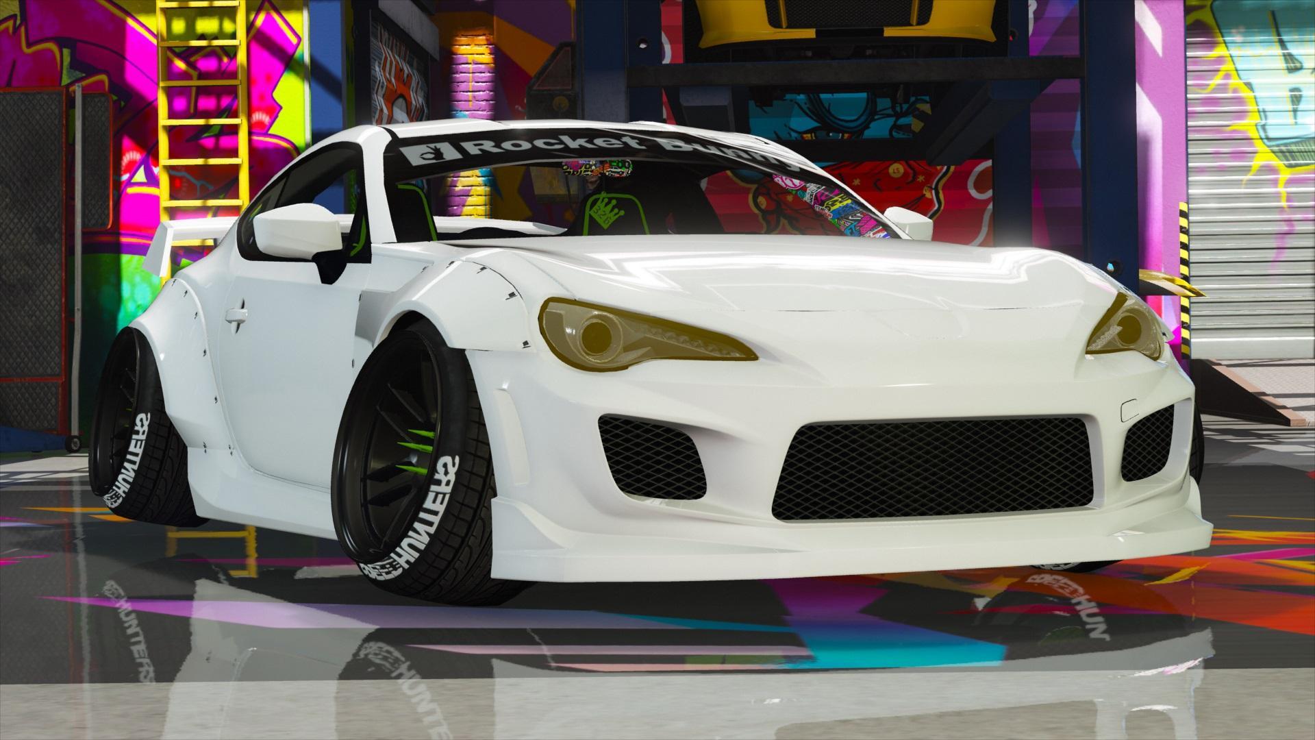 Gta 5 Cars Wallpaper Download Toyota Gt 86 Rocketbunny V2 Stanced Gta5 Mods Com