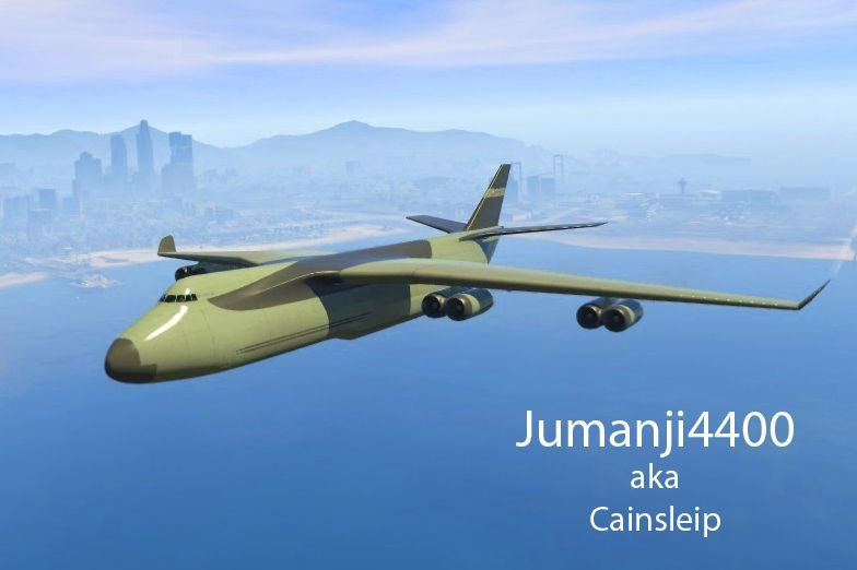 Re-Drivable Military Cargo Plane Menyoo - GTA5-Mods